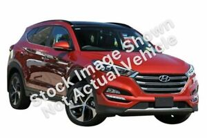 2017 Hyundai Tucson TLe MY17 Highlander AWD Red 6 Speed Sports Automatic Wagon Pennant Hills Hornsby Area Preview