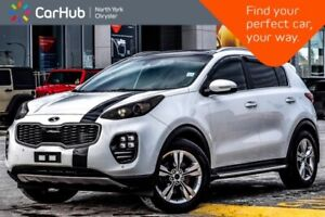 2017 Kia Sportage SX Turbo AWD|Pano_Sunroof|Keyless_Entry|H/K Au
