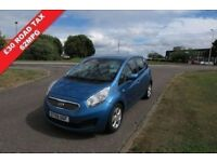 KIA VENGA 1.4 CRDI 2 ECODYNAMICS,2009,Alloys Air Con,Service History,£30 Road Tax,62mpg,Very Clean