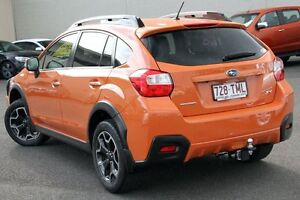 2013 Subaru XV G4-X MY13 2.0i-S Lineartronic AWD Orange 6 Speed Constant Variable Wagon Wilston Brisbane North West Preview