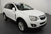 2014 Holden Captiva CG MY14 5 LT (FWD) White 6 Speed Automatic Wagon Moorabbin Kingston Area Preview