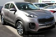 2018 Kia Sportage QL MY18 AO Edition 2WD Mineral Silver 6 Speed Sports Automatic Wagon Mount Barker Mount Barker Area Preview