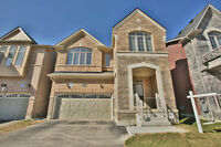 Brand New Detached Double Car Garage 4 Bedroom 3 Bath Milton
