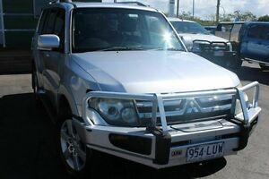 2006 Mitsubishi Pajero NS VR-X Silver 5 Speed Manual Wagon Wakerley Brisbane South East Preview