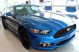 2016 Ford Mustang FM SelectShift Lightning Blue 6 Speed Sports Automatic Fastback Yeerongpilly Brisbane South West Preview