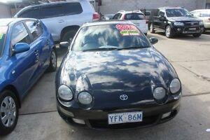 1998 Toyota Celica SX-R Black 4 Speed Automatic Liftback Mitchell Gungahlin Area Preview