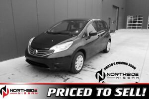 2015 Nissan Versa Note S Accident Free,  Bluetooth,