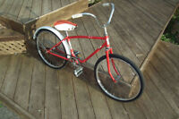 1960S KIDS COLLECTIBLE VINTAGE CCM ROAD BIKE  IN EXCELLENT