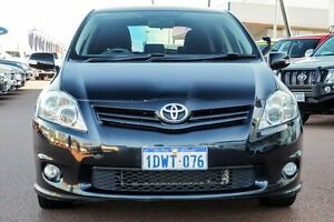 2010 Toyota Corolla ZRE152R MY10 Levin SX Black 4 Speed Automatic Hatchback Wangara Wanneroo Area Preview