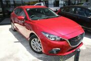 2016 Mazda 3 BM5478 Touring SKYACTIV-Drive Red 6 Speed Sports Automatic Hatchback Buderim Maroochydore Area Preview