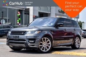 2016 Land Rover Range Rover Sport V8 Supercharged|Pano_Sunroof|K
