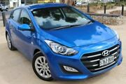 2016 Hyundai i30 GD4 Series II MY17 Active Blue 6 Speed Sports Automatic Hatchback Thebarton West Torrens Area Preview