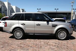 2011 Land Rover Range Rover Sport L320 11MY TDV6 Beige 6 Speed Sports Automatic Wagon Osborne Park Stirling Area Preview