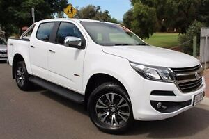 2016 Holden Colorado RG MY17 LTZ Pickup Crew Cab White 6 Speed Sports Automatic Utility Thebarton West Torrens Area Preview