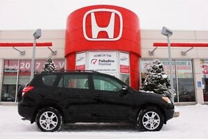 2012 Toyota RAV4 Base-BLUETOOTH-CD PLAYER-FOUR WHEEL DRIVE