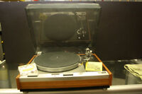 Table tournante vintage thorens TD125 1195.95$ ! WOW