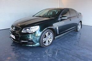 2013 Holden Commodore VE II MY12.5 SV6 Green 6 Speed Sports Automatic Sedan Parramatta Park Cairns City Preview