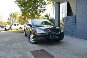 2007 Ford Focus LS CL Black 5 Speed Manual Hatchback Ashmore Gold Coast City Preview