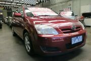 2005 Toyota Corolla ZZE122R Ascent Sport Seca 5 Speed Manual Hatchback Mordialloc Kingston Area Preview