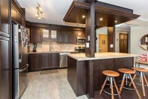 Why Rent If You Can Own Gorgeous 2 B/R+ Den, 2 W/R Condo at Prim