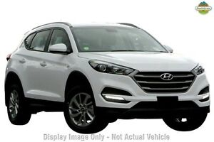 2016 Hyundai Tucson TLe MY17 Active 2WD Pure White 6 Speed Sports Automatic Wagon Mount Barker Mount Barker Area Preview