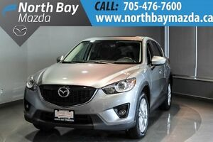 2013 Mazda CX-5 GT Leather Interior + Navigation + Bose Speakers