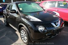 2015 Nissan Juke F15 Series 2 ST X-tronic 2WD Pearl Black 1 Speed Constant Variable Hatchback Cleveland Redland Area Preview