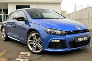 2012 Volkswagen Scirocco 1S MY13 R Coupe DSG Blue 6 Speed Sports Automatic Dual Clutch Hatchback Gosford Gosford Area Preview