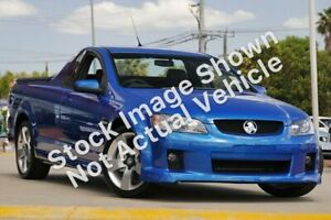 2010 Holden Commodore VE MY10 SS-V Blue 6 Speed Manual Utility Mayfield East Newcastle Area Preview