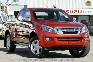 2015 Isuzu D-MAX MY15 LS-U Space Cab Red 5 Speed Sports Automatic Utility Osborne Park Stirling Area Preview