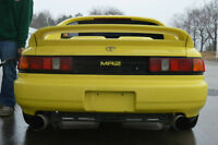 1991 Toyota MR2 Turbo CERTIFIED AND E-TESTED