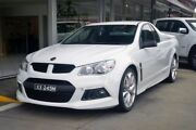 2013 Holden Special Vehicles Maloo GEN-F MY14 R8 White 6 Speed Manual Utility Somerton Park Holdfast Bay Preview