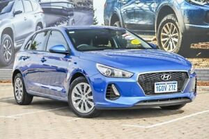 2018 Hyundai i30 PD MY19 Go Blue 6 Speed Manual Hatchback Morley Bayswater Area Preview