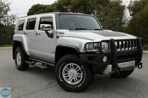 2007 Hummer H3 Adventure Silver 4 Speed Automatic Wagon Hillman Rockingham Area Preview