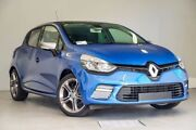 2016 Renault Clio IV B98 GT EDC Premium Blue 6 Speed Sports Automatic Dual Clutch Hatchback Melville Melville Area Preview