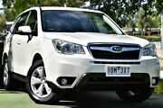2013 Subaru Forester S4 MY13 2.5i-L Lineartronic AWD White 6 Speed Constant Variable Wagon Berwick Casey Area Preview