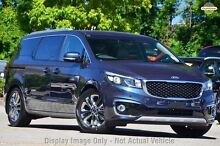 2016 Kia Carnival YP MY16 Platinum Deep Blue 6 Speed Sports Automatic Wagon Yeerongpilly Brisbane South West Preview