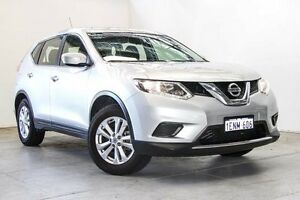 2014 Nissan X-Trail T32 ST X-tronic 2WD Silver 7 Speed Constant Variable Wagon Osborne Park Stirling Area Preview