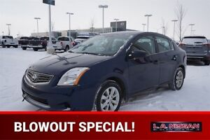 2012 Nissan Sentra S AUTOMATIC A/C,