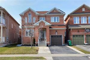 Beautiful 3+2 B/R, 2 Kit Detach With Fin Bsmt at Hwy 410/Bovaird