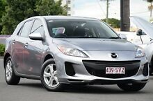 2012 Mazda 3 BL10F2 Neo Activematic Aluminium Silver 5 Speed Sports Automatic Sedan Macgregor Brisbane South West Preview