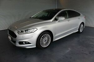 2015 Ford Mondeo MD Titanium SelectShift Silver 6 Speed Sports Automatic Hatchback Parramatta Park Cairns City Preview