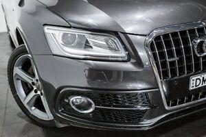 2014 Audi Q5 8R MY14 TDI S tronic quattro Grey 7 Speed Sports Automatic Dual Clutch Wagon Rozelle Leichhardt Area Preview