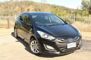 2014 Hyundai i30 GD2 Active Black 6 Speed Sports Automatic Hatchback Hawthorn Mitcham Area Preview
