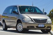 2005 Chrysler Voyager RG 05 Upgrade SE Beige 4 Speed Automatic Wagon Malaga Swan Area Preview