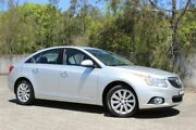 2014 Holden Cruze JH MY14 Z-Series Silver 6 Speed Automatic Sedan West Gosford Gosford Area Preview