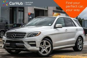2015 Mercedes-Benz M-Class ML 350 BlueTEC 4Matic|Pkng.Assist Pkg