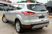 2014 Ford Kuga TF Ambiente (AWD) Silver 6 Speed Automatic Wagon Arncliffe Rockdale Area Preview