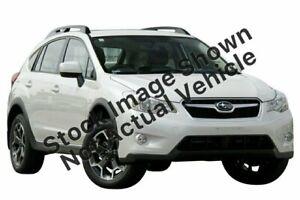 2014 Subaru XV G4X MY14 2.0i Lineartronic AWD White 6 Speed Constant Variable Wagon Launceston Launceston Area Preview