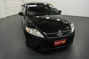 2012 Ford Mondeo MC Zetec Tdci Black 6 Speed Direct Shift Hatchback Moorabbin Kingston Area Preview